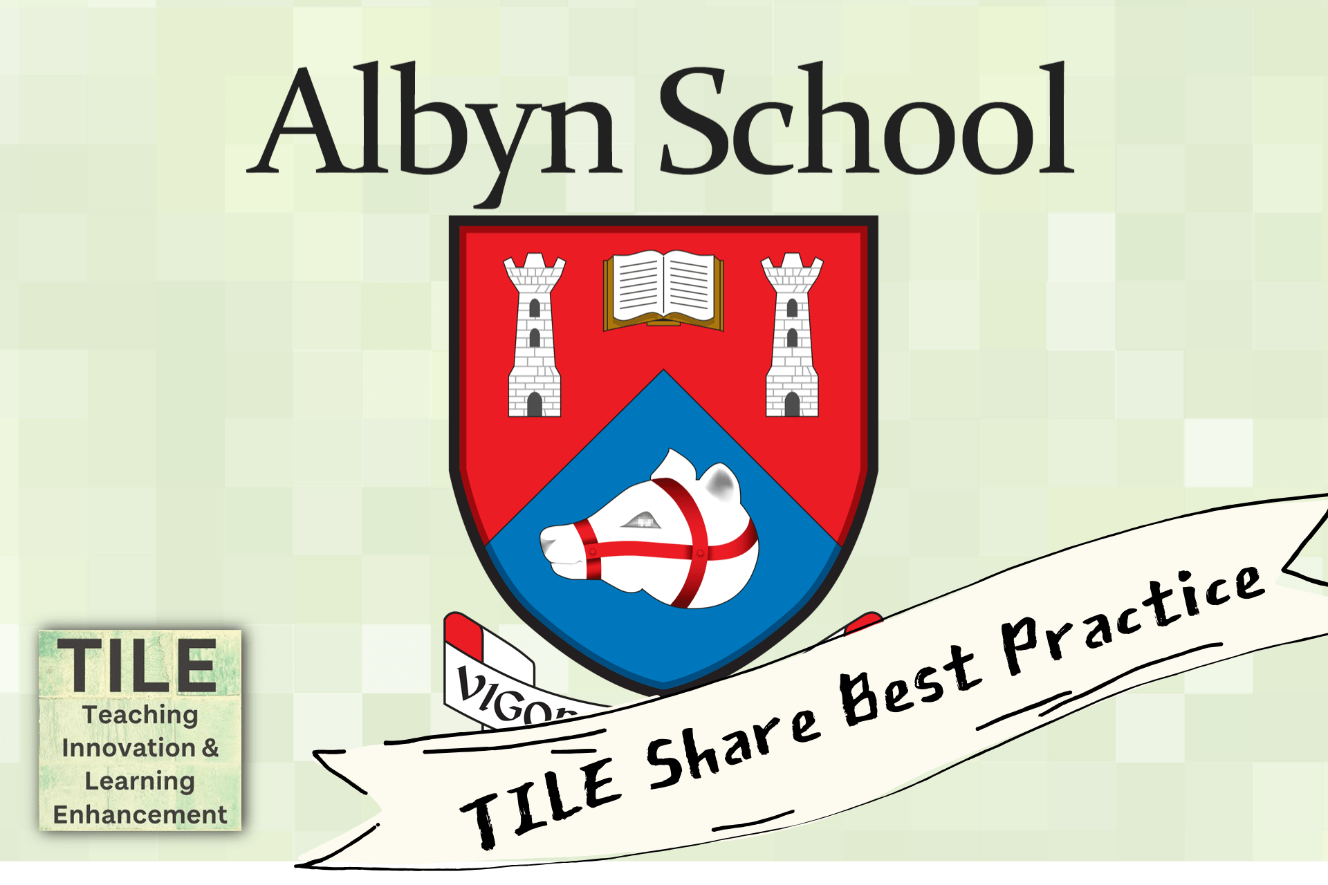 TILE Share Best Practice: Albyn School